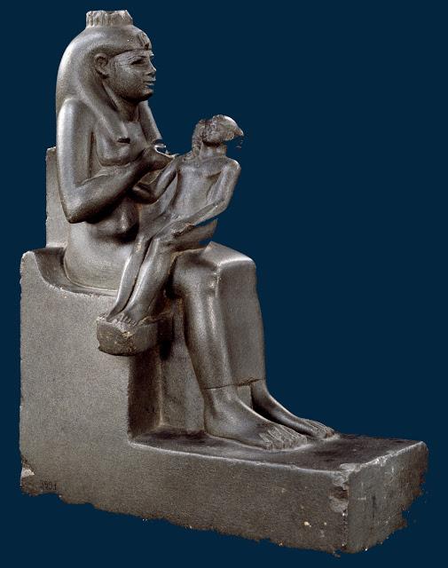 Isis-y-Horus